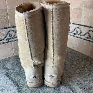 Ugg 5815 Classic Tall Boot Sand 8